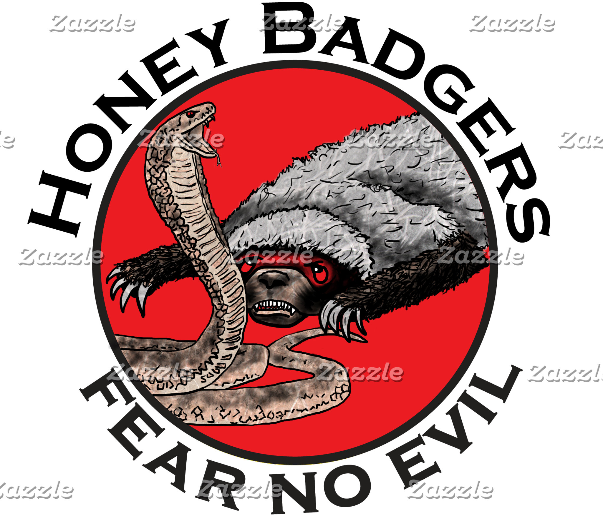 Honey Badger Designs