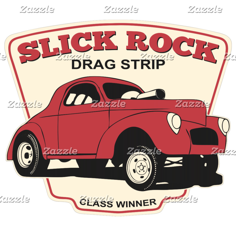 Slick Rock Drag Strip
