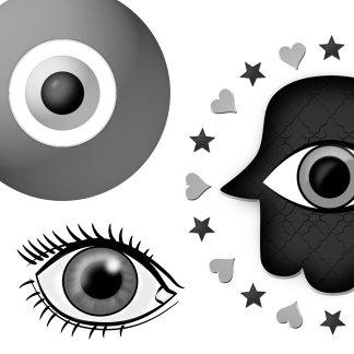 Pop Art Eye