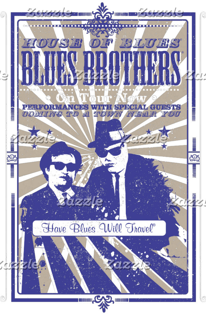 The Blues Brothers - On Tour Now
