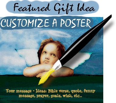 ❤ Customize Posters