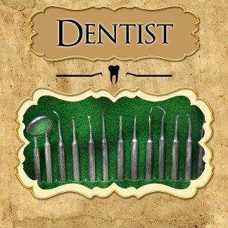 - Job - Dentist