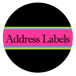 Address / Shipping Labels