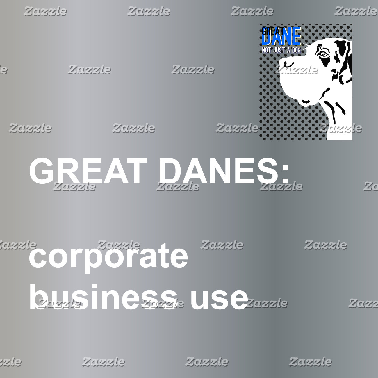 Corporate Great Danes