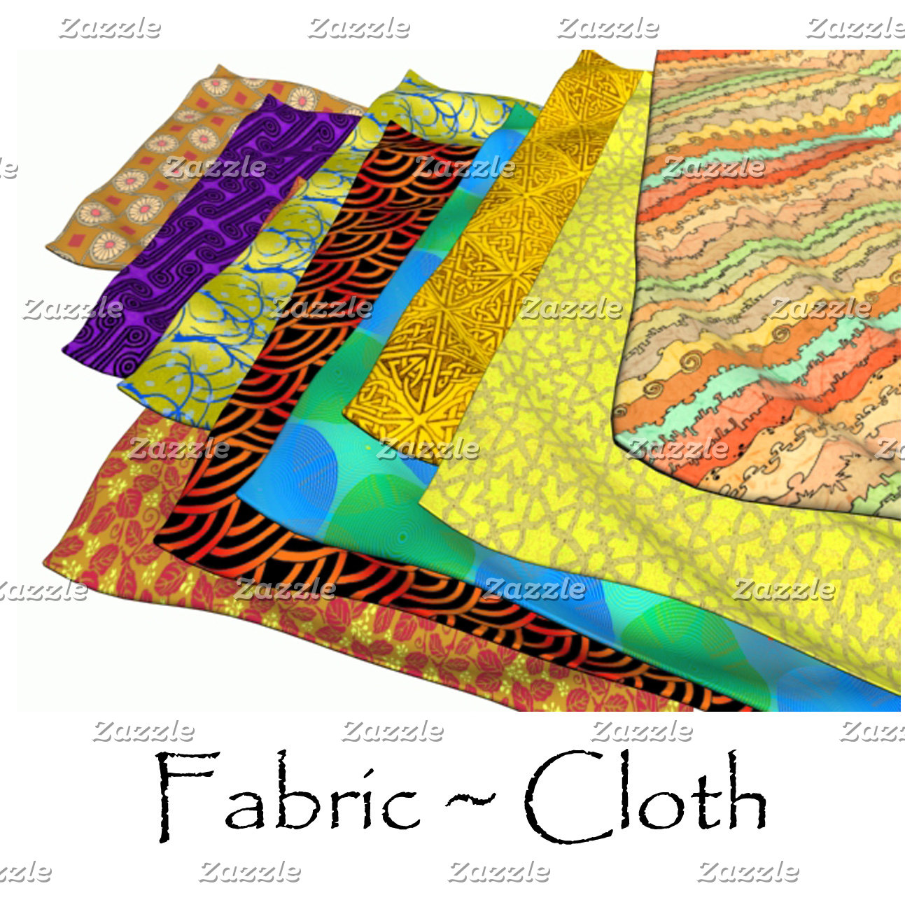 Fabric ~ Cloth