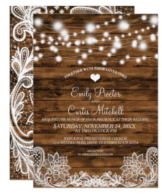 ♦ Wedding Stationery