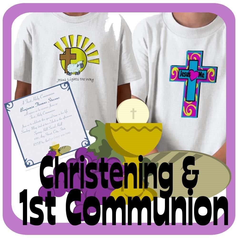 Christening & Communions