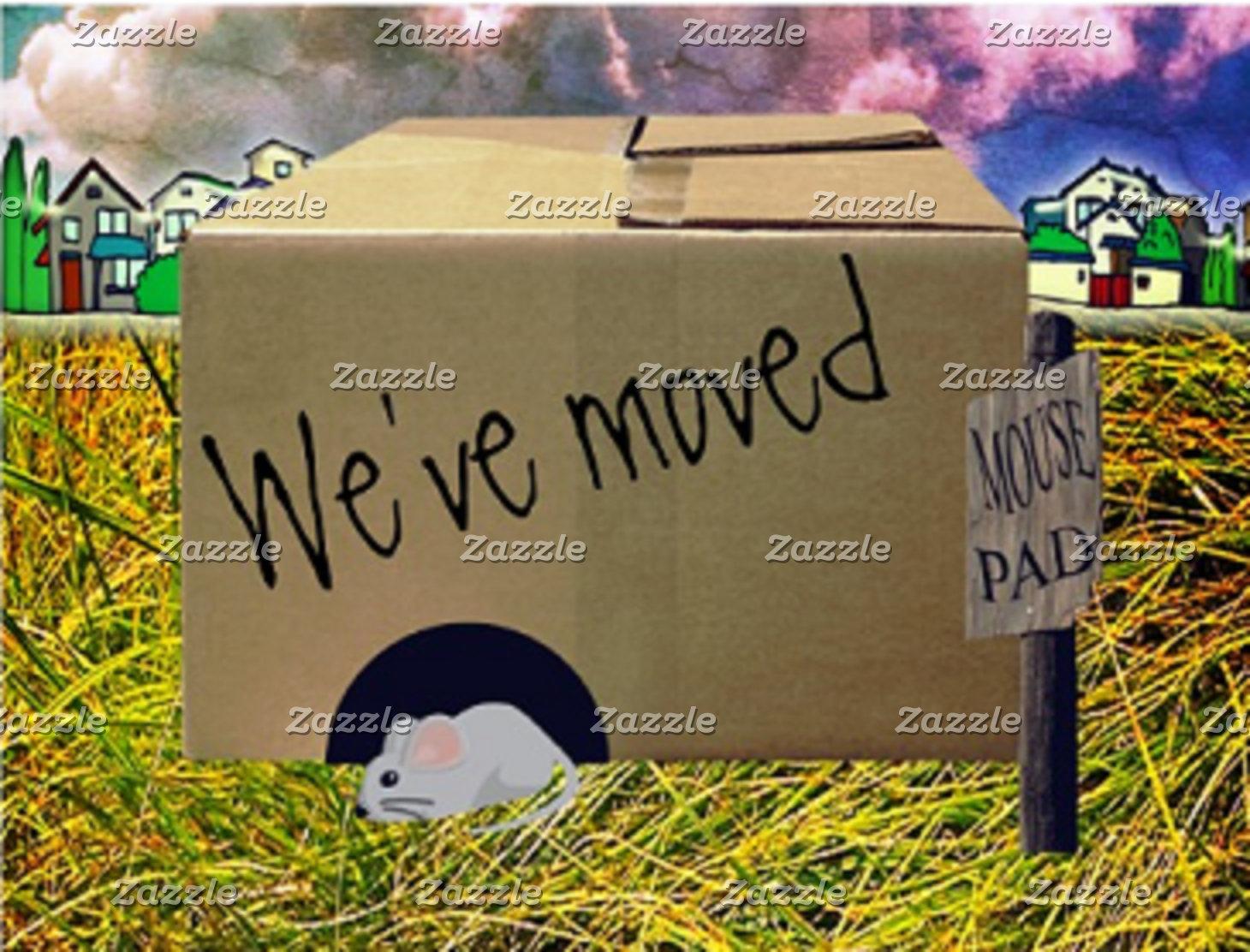 Address change We Moved