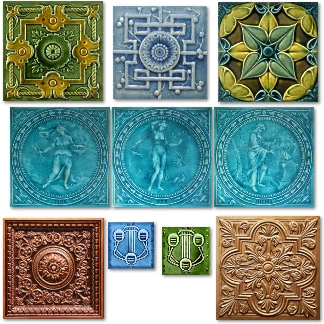 Relief Tile
