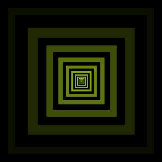 Squareception (Square Pattern)