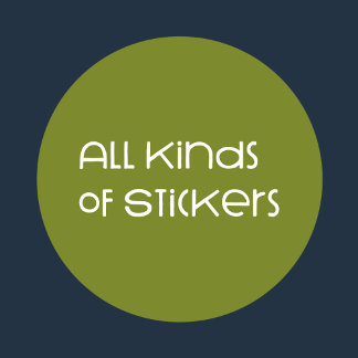 All Kinds of Stickers