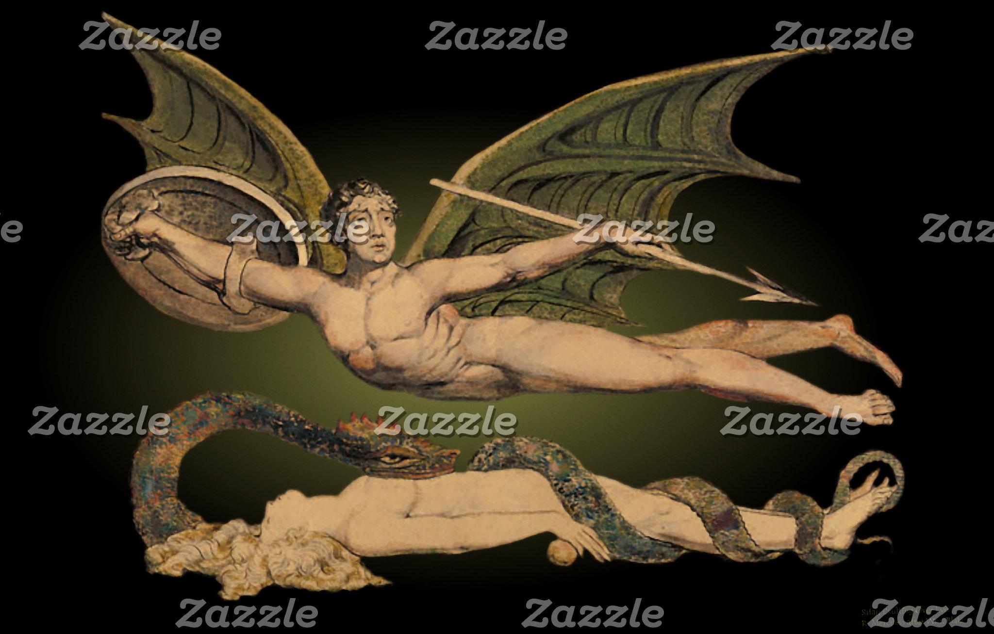 Satan and Eve
