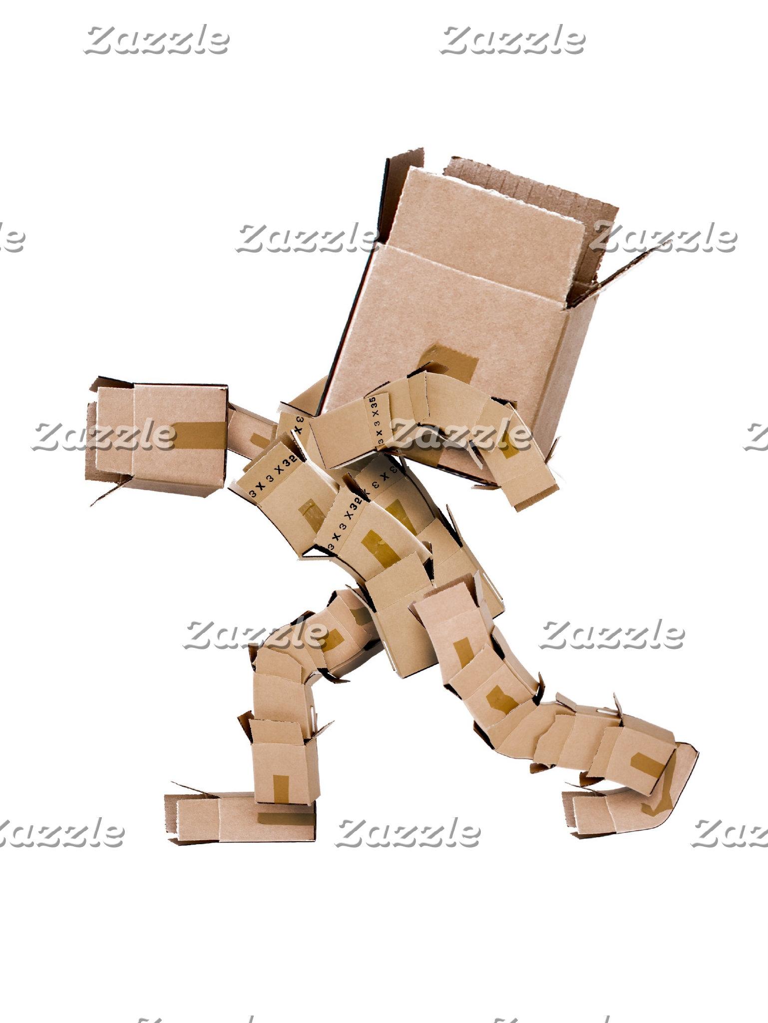 Boxmen Characters