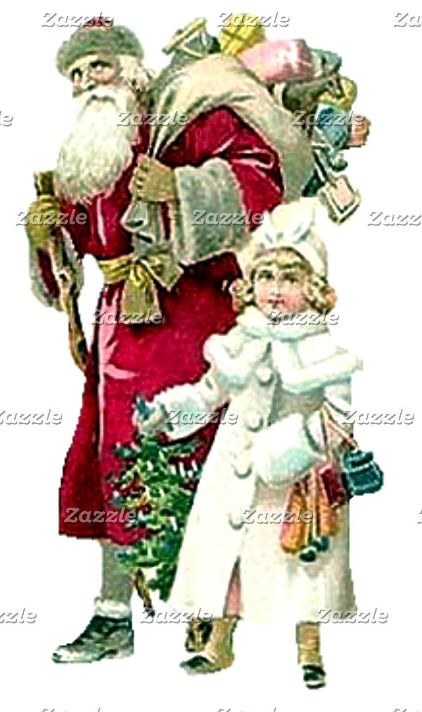 Joulupukki and Village Santas