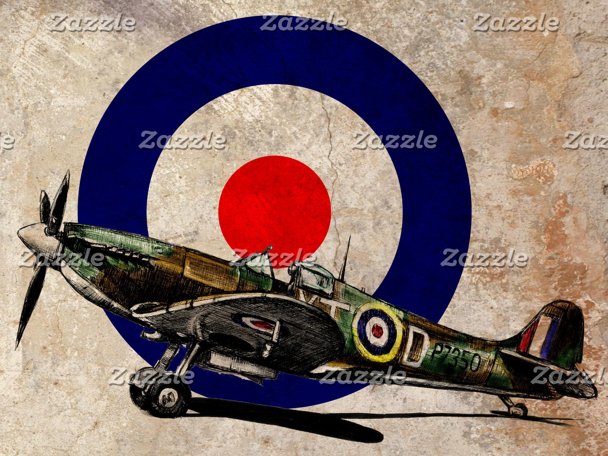 Spitfire World War 2 Fighter Plane