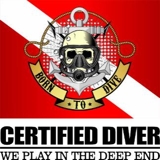Certified Diver (BDT)
