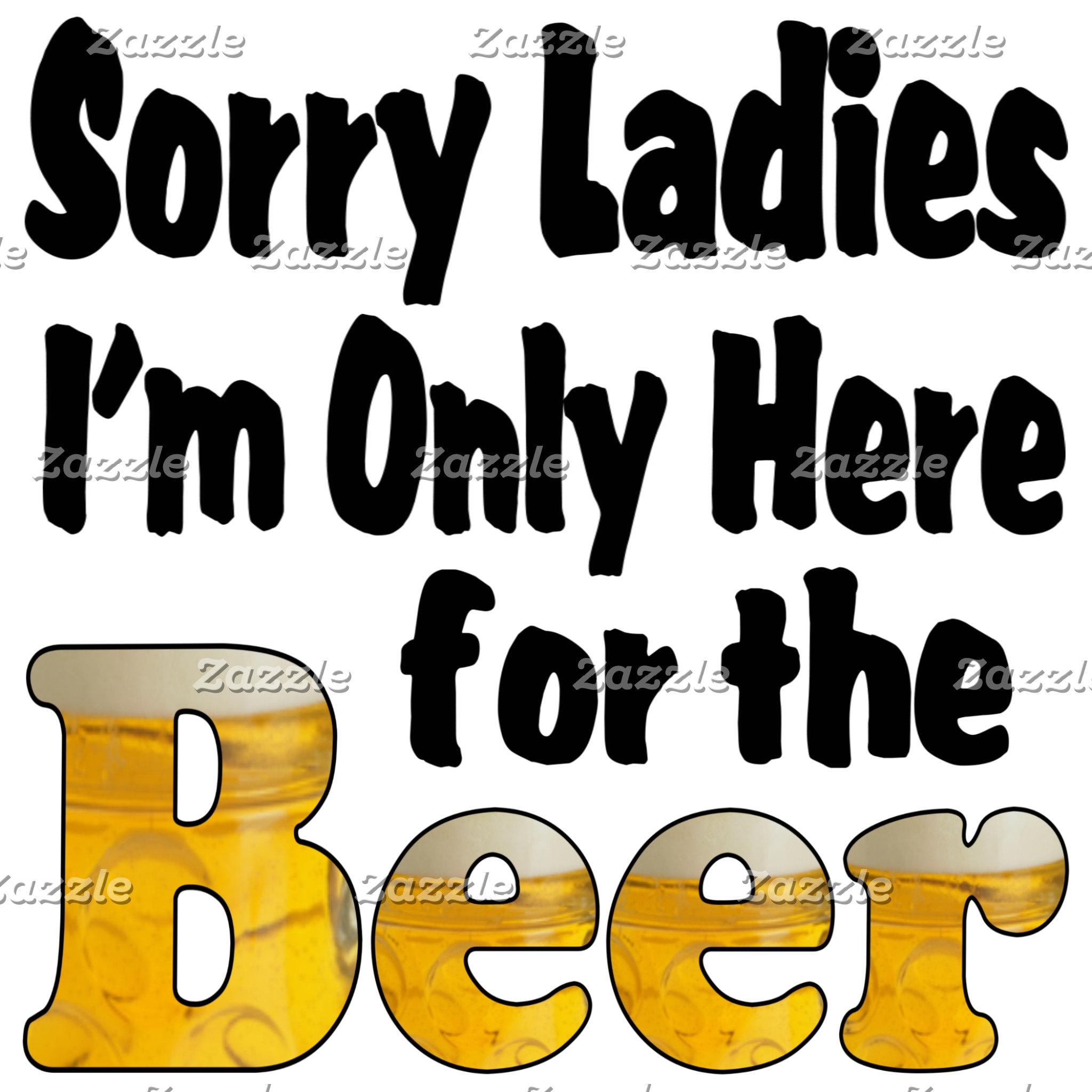 Sorry Ladies