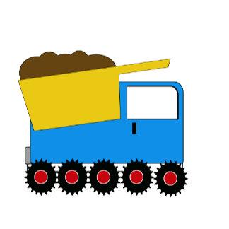 Construction Trucks Party