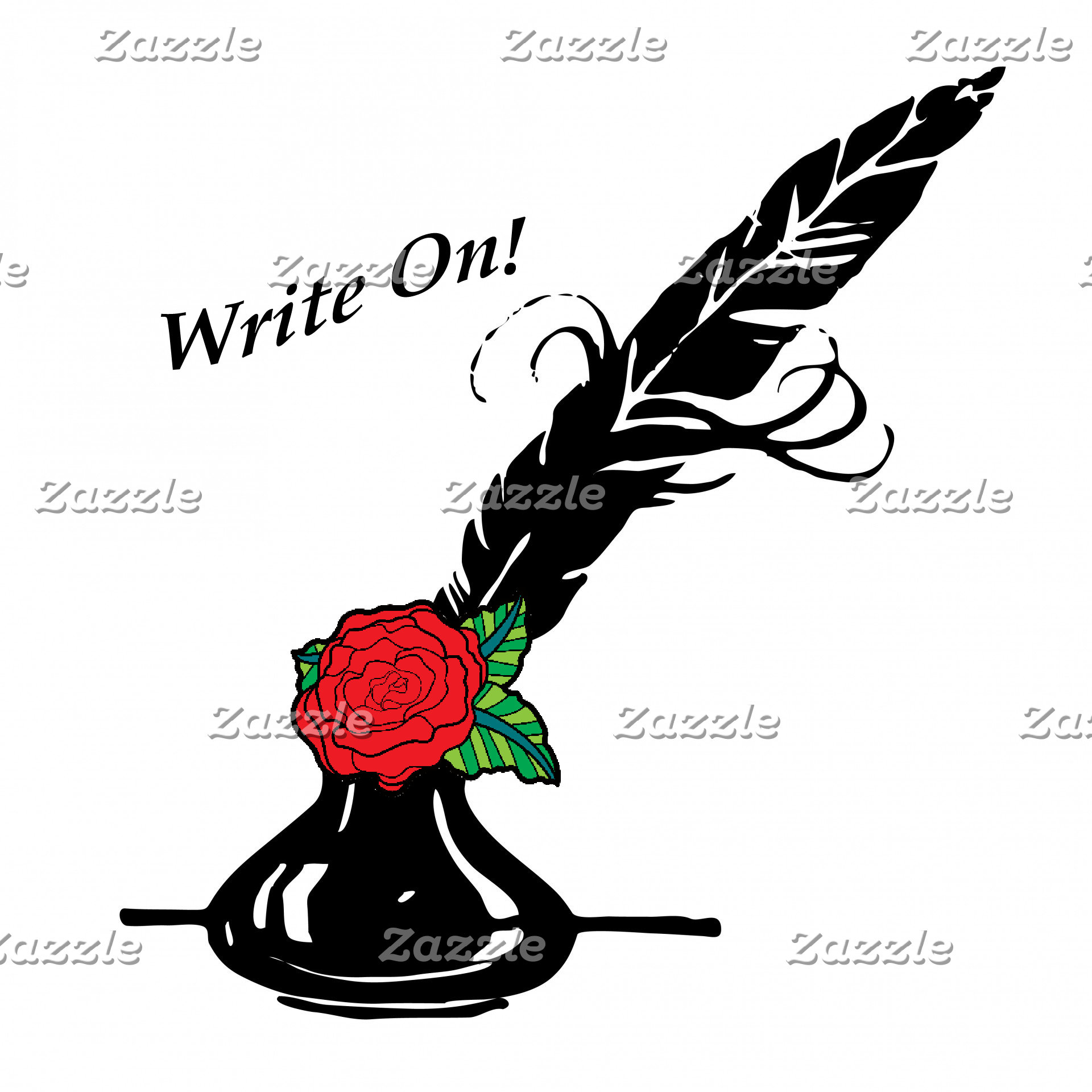 1 Quill and Ink