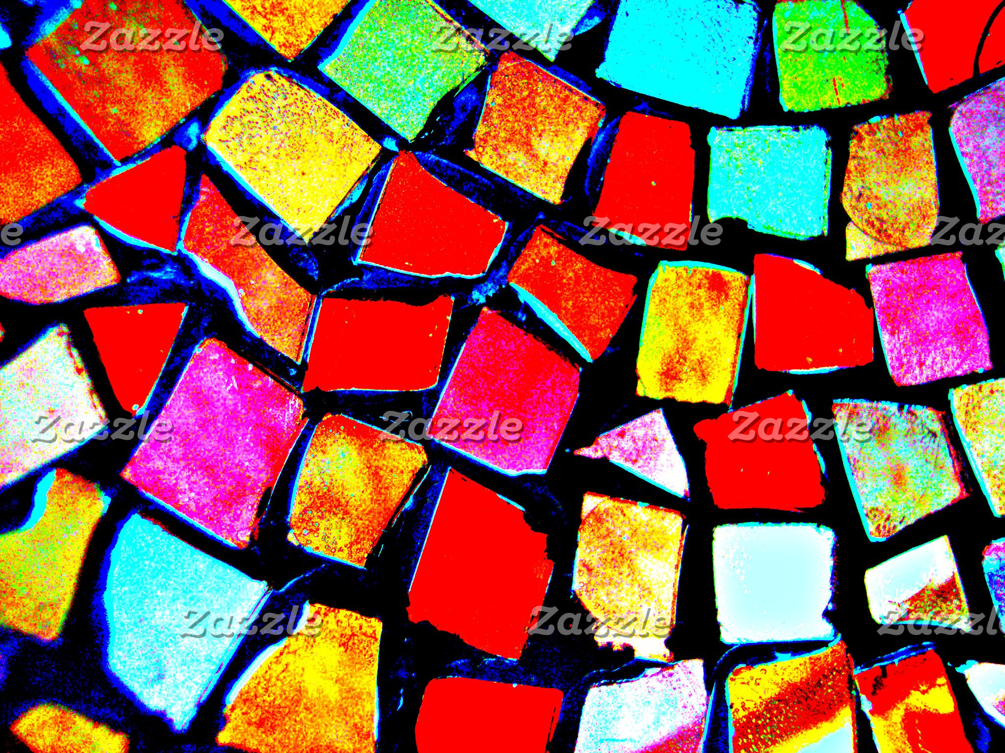 Abstract(Graffiti, Mosaics, Rainbow, Misc)