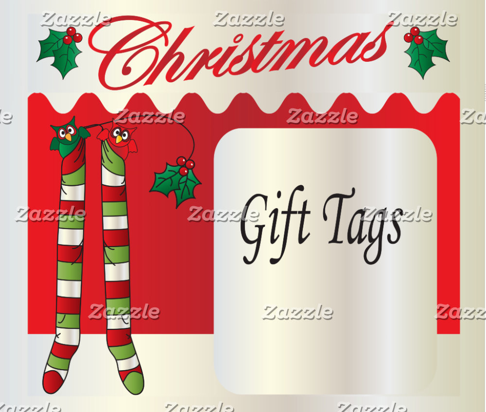 Labels/Gift Tags