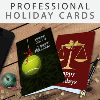 Industry Specific Holiday Cards