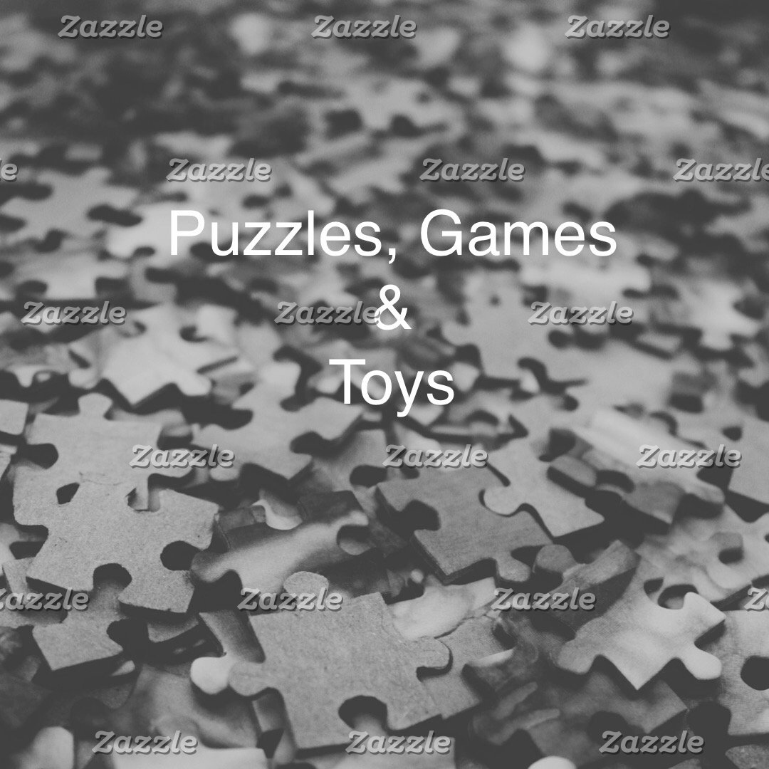 Sports, Games, Toys, puzzles