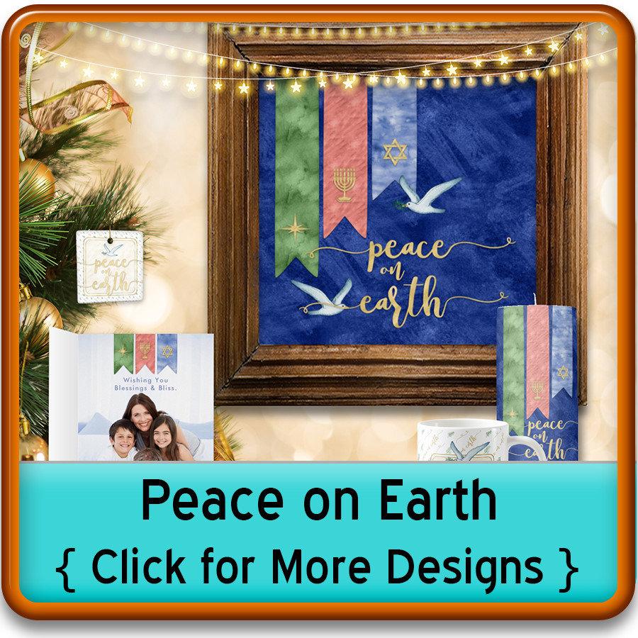 Holidays Peace on Earth  | Non-denominational
