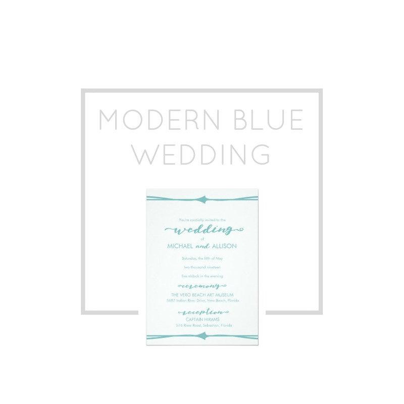 Modern Blue