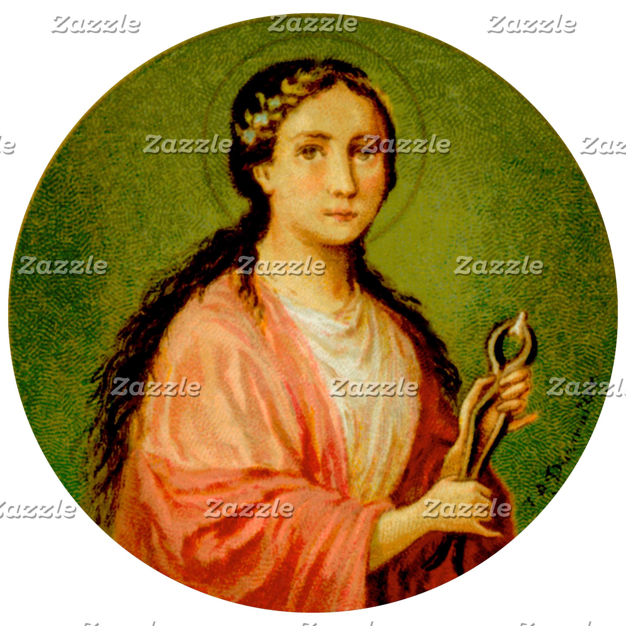 Apollonia (BLA 001), Saint