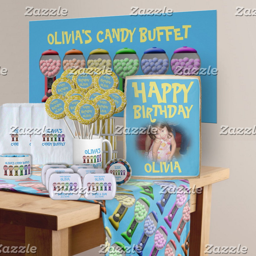 Sweets Buffet Supplies