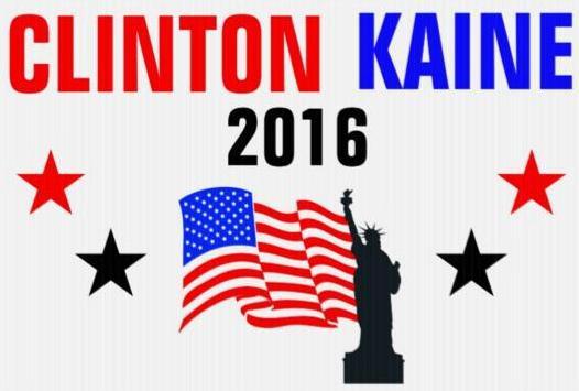 Clinton/Kaine 2016