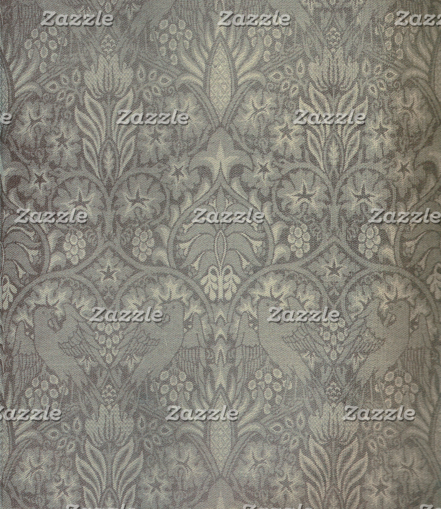 William Morris Bird and Vine Pattern