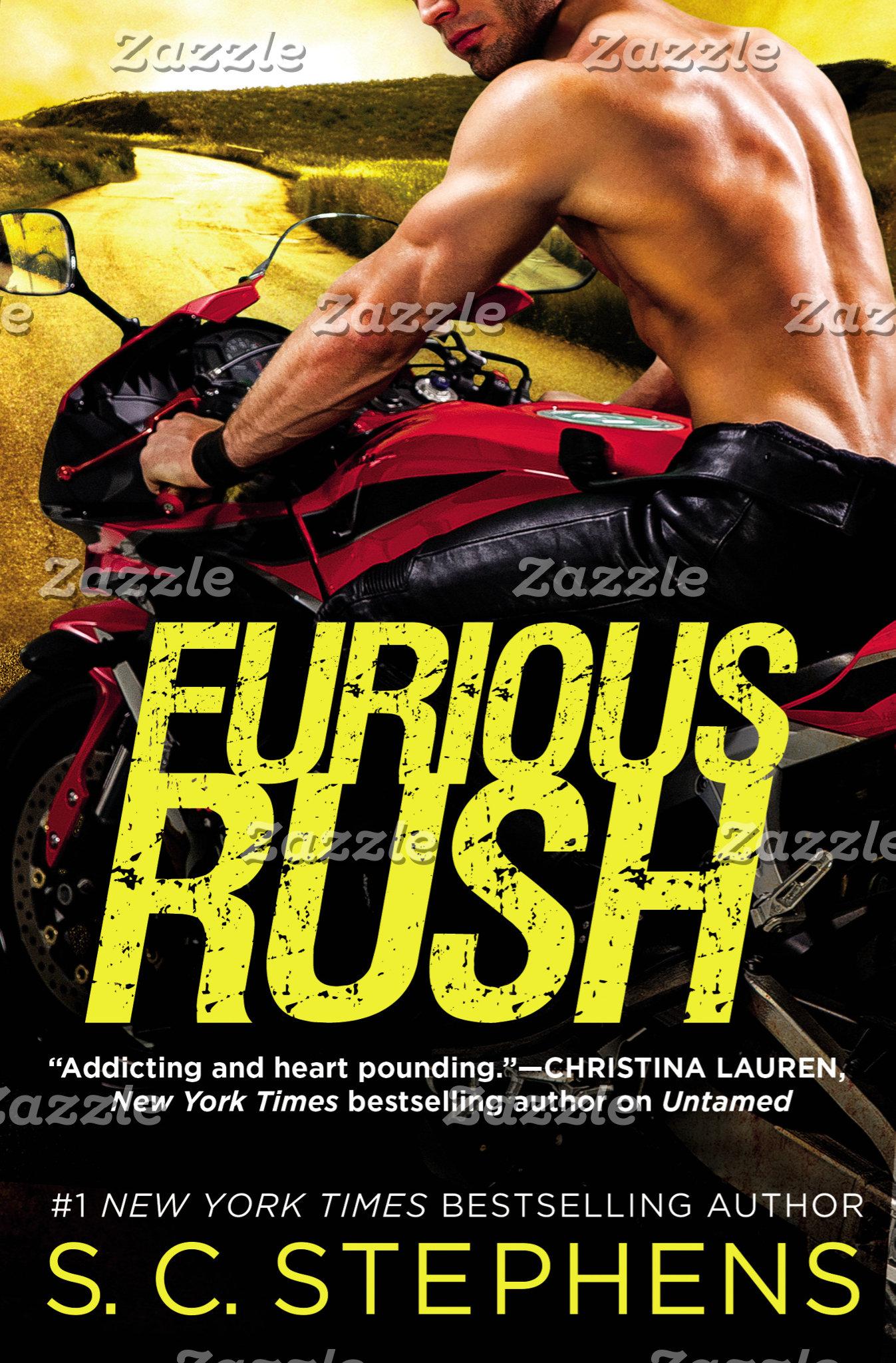 Furious Rush Drinkware