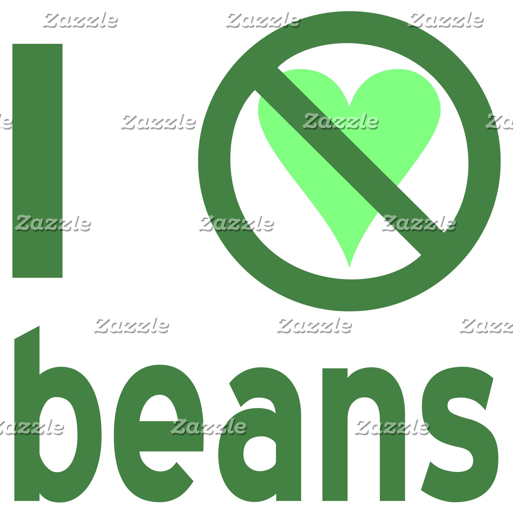 I Hate Beans