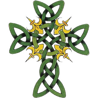 Celtic Cross T-Shirt Gift Cards