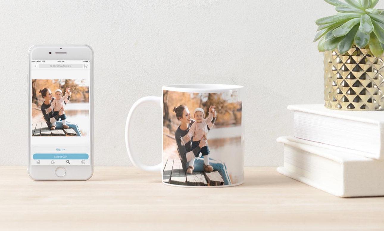 あなたがデザインカスタムマグカップ