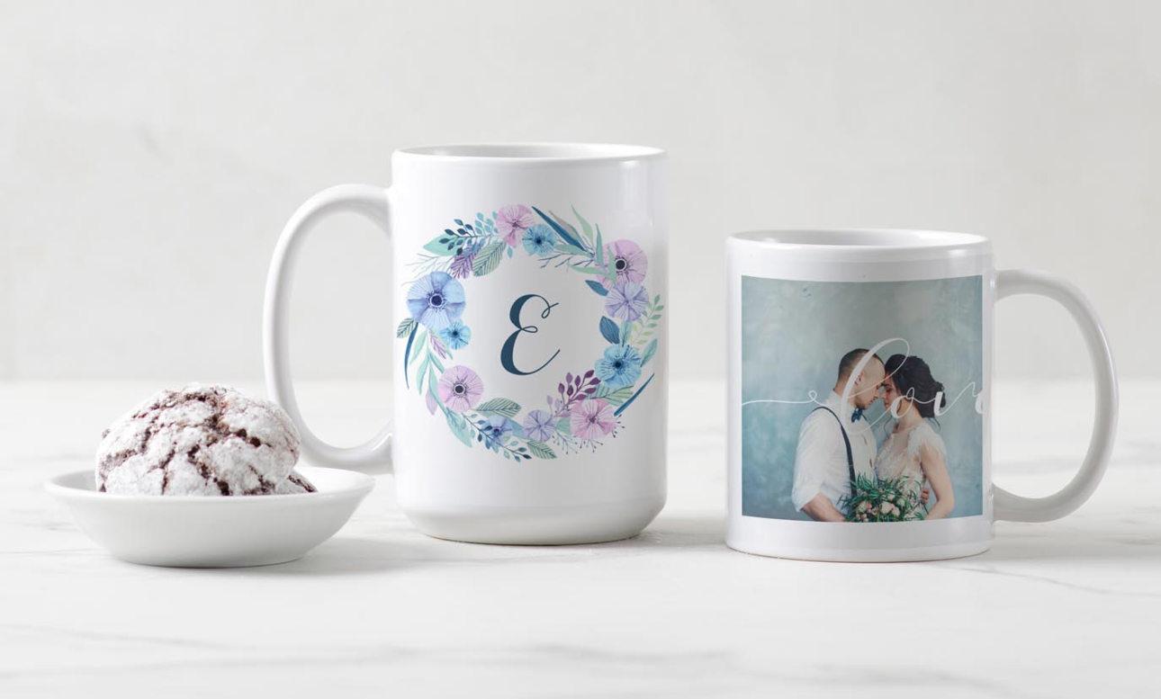 カスタムデザインマグカップ