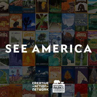 See America Illustrations