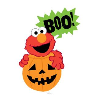 Sesame Street - Elmo Halloween