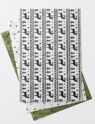 オリジナル薄葉紙デザイン