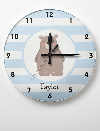 キッズ壁時計