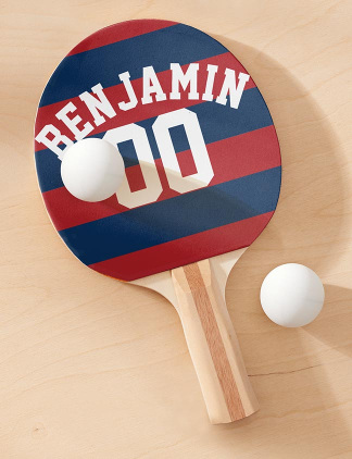 オリジナル卓球用品デザイン