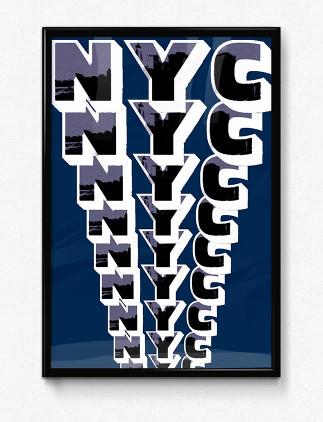 ヴィンテージデザインポスター