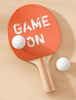オリジナル卓球用品