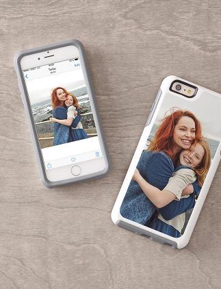 あなたの画像をスマートフォンケースに!