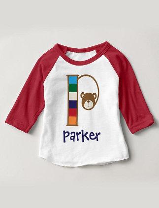 オリジナルベビーTシャツデザイン
