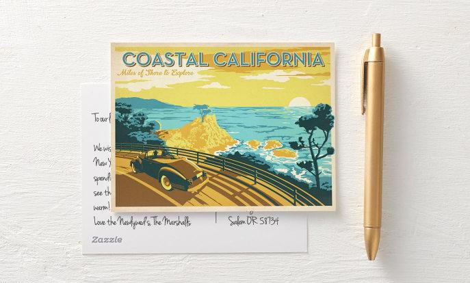 オリジナルデザインカード&ポストカード