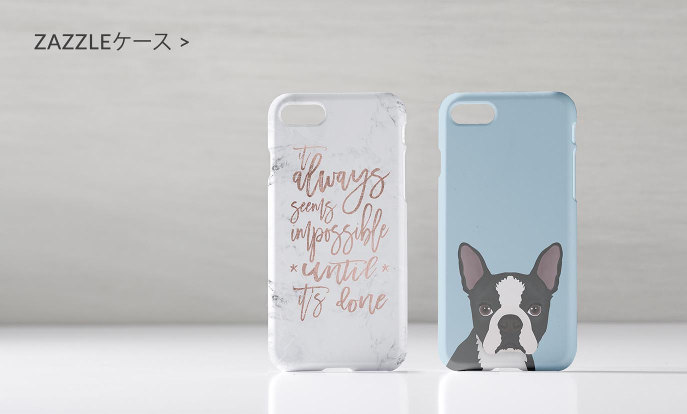 Zazzle iPhone7ケース