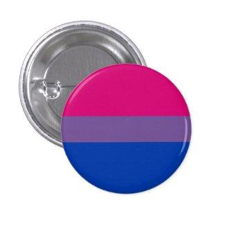 両性愛の旗ボタン 5.7CM 丸型バッジ